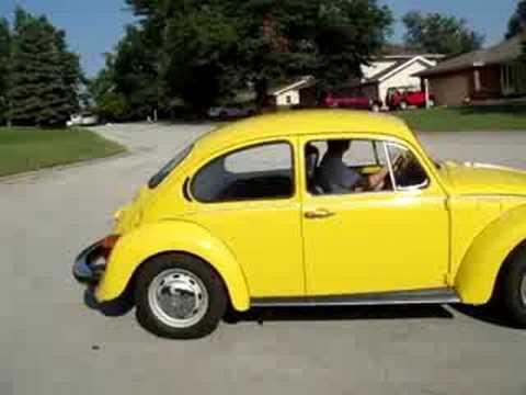 vw beetle autostick driveby youtube