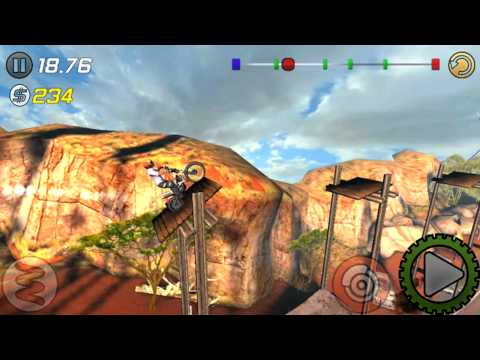 Trial Xtreme 3- Level 13 Master Level Walkthrough