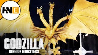 King Ghidorah FULLY REVEALED for Godzilla King of the Monsters