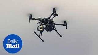NYPD has a new fleet of 14 drones for hard-to-reach crime scenes