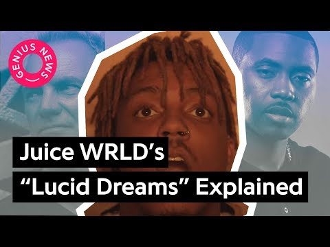 Juice WRLDs Lucid Dreams Explained  Song Stories