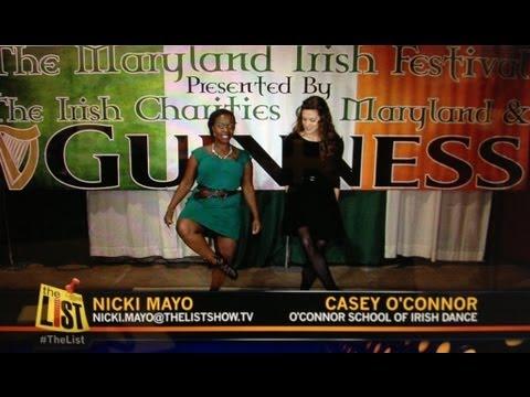 Maryland Irish Festival dances into Timonium
