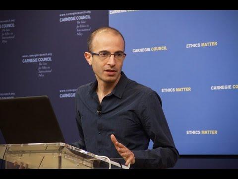 Yuval Noah Harari: Homo Deus: A Brief History of Tomorrow