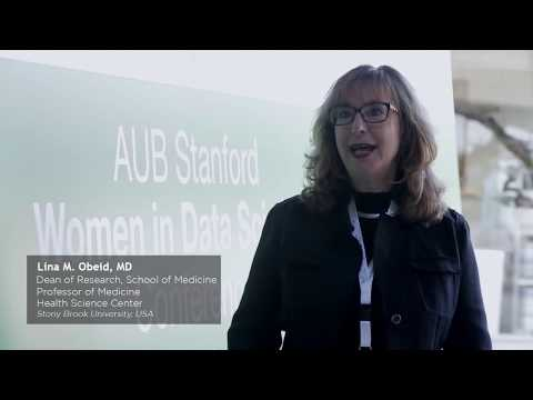 AUB x Stanford Women In Data Science Conference 2017 in Beirut