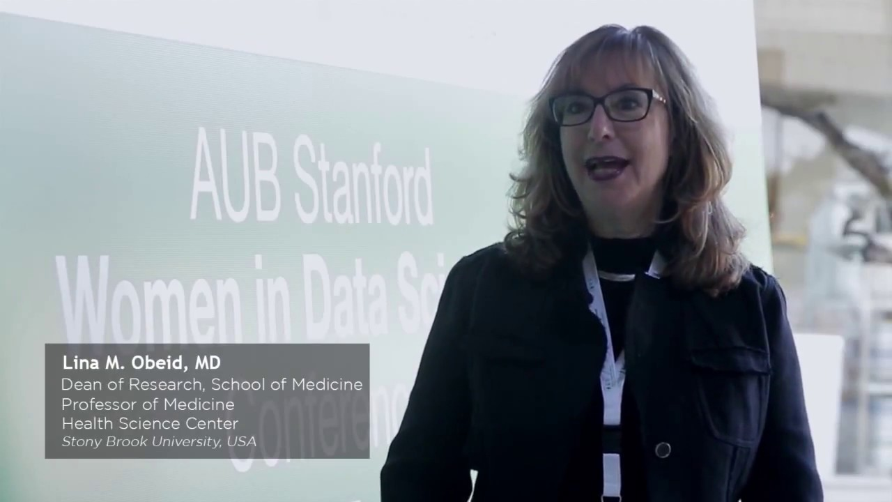 AUB Women In Data Science Conference 2017 in Beirut