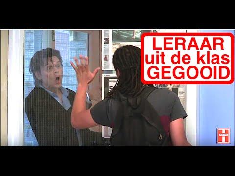 LERAAR UIT DE KLAS GEGOOID