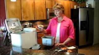 Bread Machine Basics
