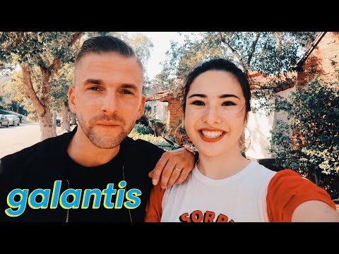 GALANTIS (Linus Eklöw) Interview- jazz, kicked out of music school, being in duo