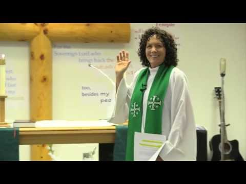 Love Stands Behind Both Command and Grace. Pastor Rebecca Teguns