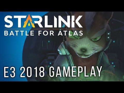 Starlink: Battle for Atlas (E3 2018 Gameplay)
