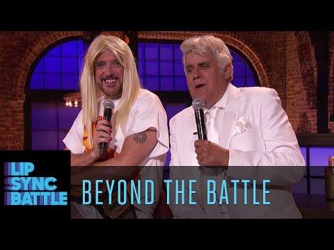 Beyond the Battle with Jay Leno & Craig Ferguson | Lip Sync Battle