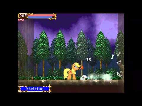 Скачать игру ponyvania order of equestria