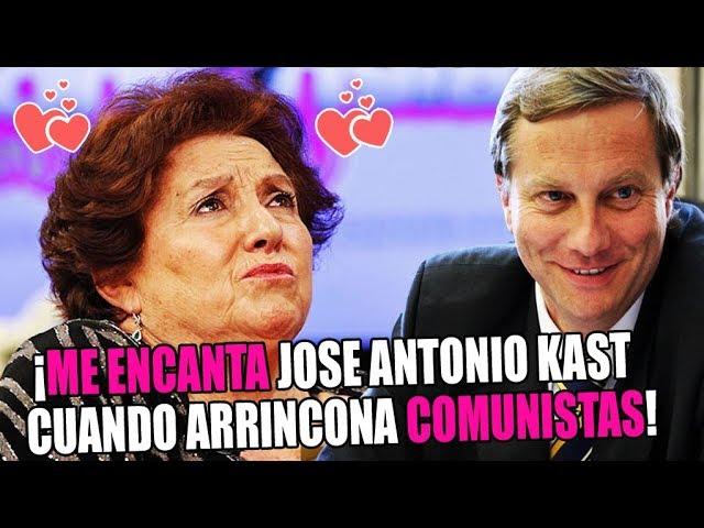 La Doctora Cordero dice que le encanta Jose Antonio Kast #VotaKast