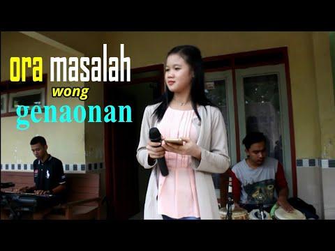 Dangdut Koplo Electone ORA MASALAH (versi Latihan) Cover Endry Contessa Music
