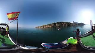 Paseo en Barco por los Acantilados de Nerja y Maro. Experiencia 360º