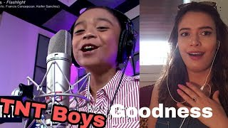 TNT Boys - Flashlight/REACTION