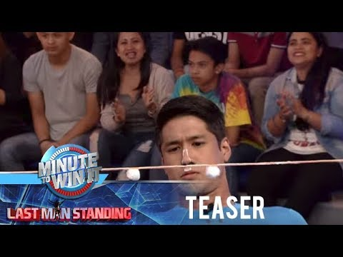 Minute To Win It - The Last Man Standing January 14, 2019 Teaser