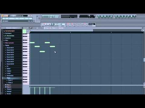 Recréer le son de synthé de David Guetta - FL studio