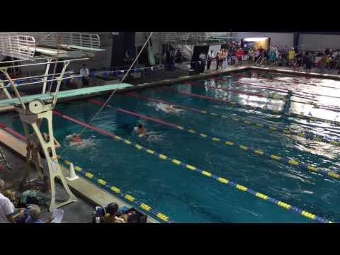 50m Breaststroke  2016 Rowdy Gaines Classic