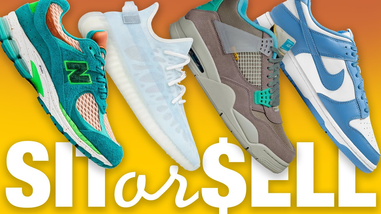 Sneaker Releases 2021: SIT OR SELL June Part 2