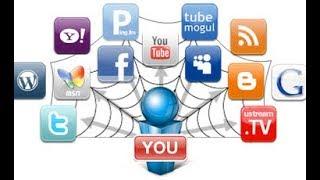 Работа на дому. Партнёрские программы в Интернете. Урок 4. Деньги из социальных сетей и базы