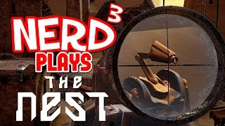 Nerd³ Plays... The Nest VR - The Droids You