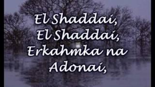 Download El Shaddai - Michael Card - Worship  with lyrics MP3 song and Music Video