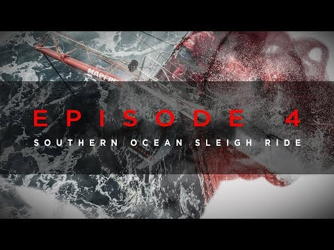 "Volvo Ocean Race RAW: ""Southern Ocean Sleigh Ride"" - Leg 3 Review"