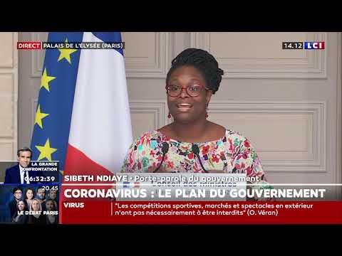Coronavirus: Le plan du gouvernement