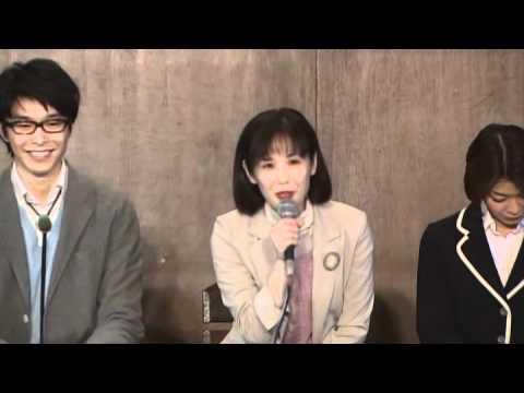 ドラマ鈴木先生の記者会見。ドラマ初主演の長谷川博己らが、自らの役柄などについて語った。 放送は終了いたしました http://www.tv-tokyo.co.jp/suzukis...