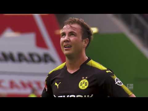 Mario Götze is eindelijk weer voetballer