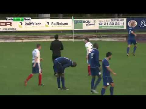 Luxembourg National Division-  Etzella v Rumelange - 10 11 2013 - FULL