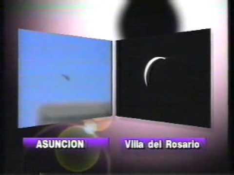 ECLIPSE EN PARAGUAY 1994