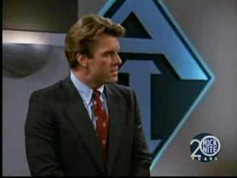 Kevin Conroy On Murphy Brown