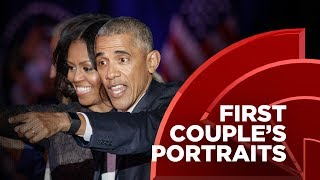 Black Artists Selected To Create The Official Presidential Portraits Of The Obamas