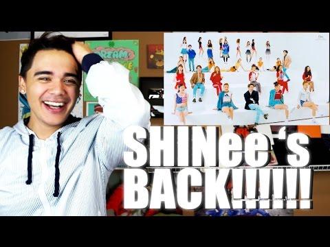 SHINee - 1 of 1 MV Reaction! [BLESS SHINee]