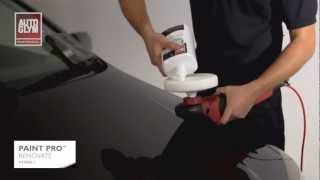 Autoglym Paint Pro -- The Complete Paint Rectification System