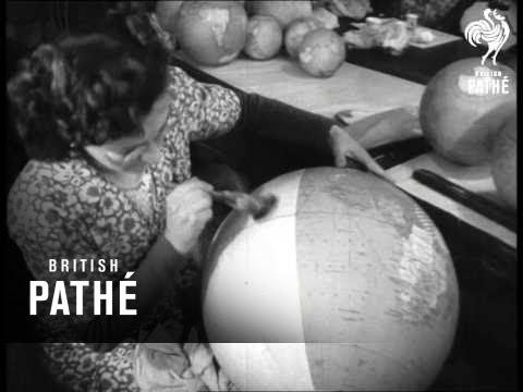 Globe Making (1949)