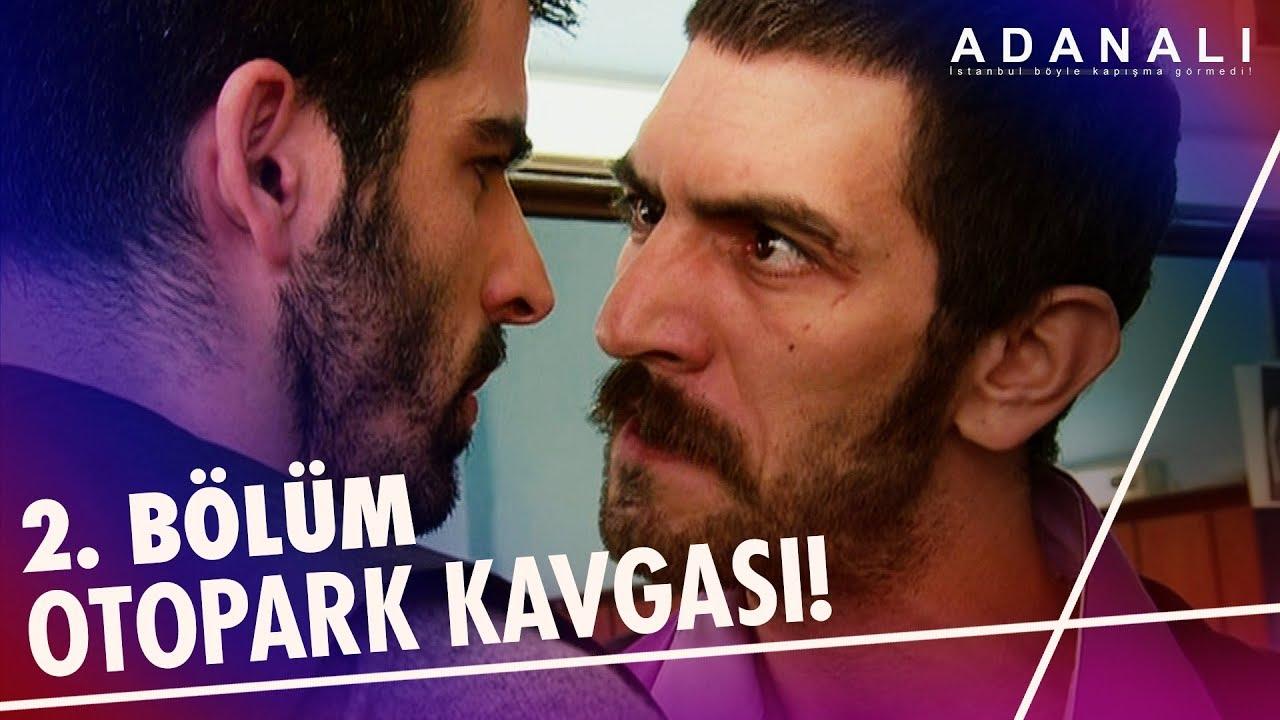 Maraz Ali ve Matador İsmail'in otopark kavgası! | Adanalı 2. Bölüm
