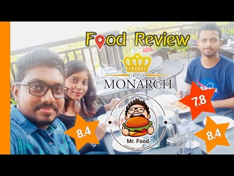 The Grand Monarch, Thalawatugoda - Mr. Food Review For Grilled Chicken, Sandwich And Spaghetti
