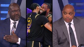 Inside the NBA Reacts to Lakers vs Nuggets - Game 2 | September 20, 2020 NBA Playoffs