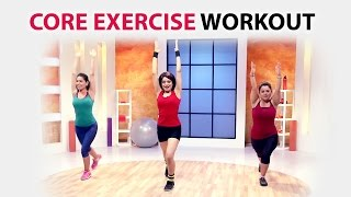 Workouts for Core Strengthening by Fitness Expert Kanishkaa Rahul Pandey
