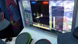 Player : BREEZE [GITADORA Tri-Boost Drummania] 混ぜるな危険 / 筋肉...