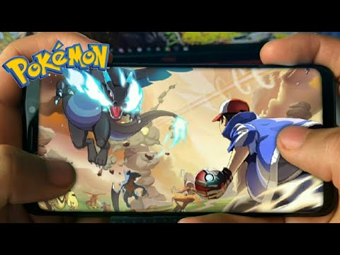 {200MB} Pokemon Game On Mobile | Download Latest Pokemon On Android