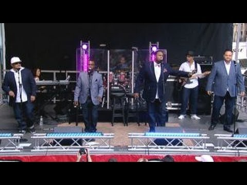 All4One performs I Swear