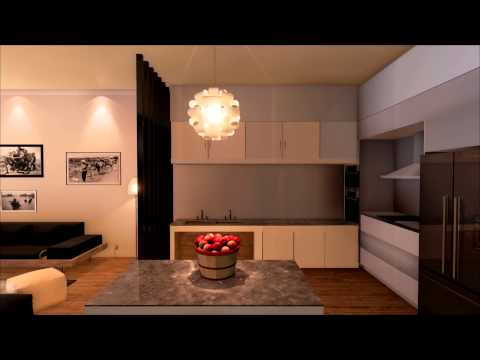 Architecture real time unreal engine 4 apartment for Unreal engine 4 architecture