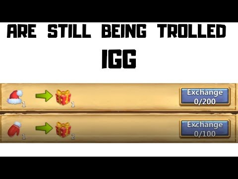 Did IGG Troll Us Again | Castle Clash | Winter Fest