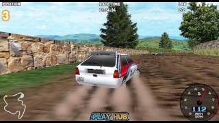 Super Rally 3D Racing Game