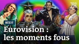 Eurovision 2019 : les moments les plus fous de l'histoire de la compétition