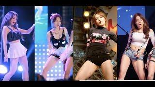 Eunsol (밤비노 은솔) New Thang Sexy Fap Cut 2